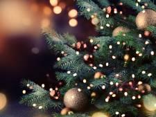 Sterke mensen gezocht om kerstbomen op te bouwen