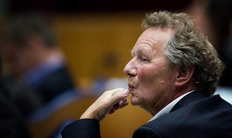 ractievoorzitter van GroenLinks Bram van Ojik. Beeld anp