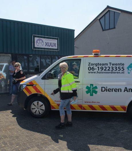 Strijd in dierenambulanceland: 'Enschede pakt ritten af van Hengelo'