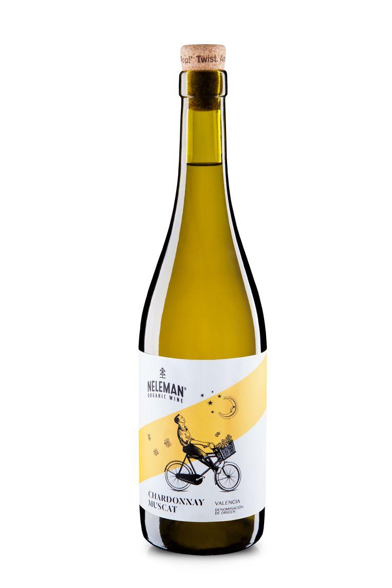Neleman 2019, Chardonnay Muscat, Valencia, Spanje.  Rubriek Hamersma Beeld RV