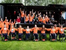 Twentse band ENorm maakt strijdlied voor rolstoelbasketbalsters