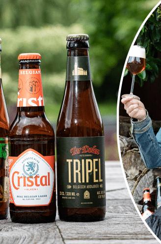 """Biersommelier selecteert haar tien favoriete Limburgse bieren: """"Ze zijn hier terecht fier op deze geslaagde pils"""""""
