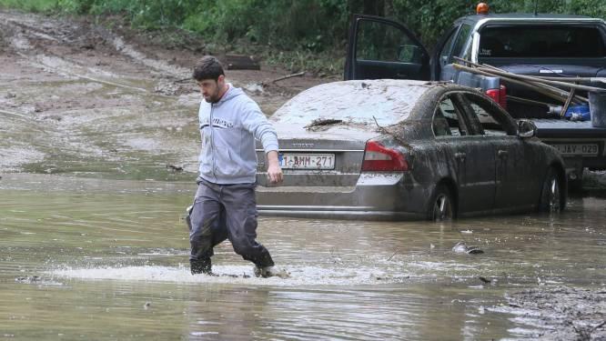 Scouts geëvacueerd na overstromingen provincie Luxemburg