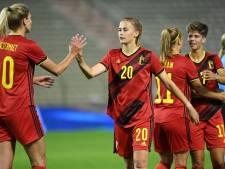 Les Red Flames offrent un récital offensif contre l'Albanie