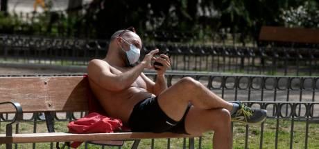 Espagne: le masque ne sera plus obligatoire à l'extérieur le 26 juin