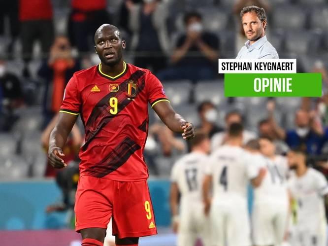 """Onze chef voetbal blikt een laatste keer terug op het EK van de Rode Duivels: """"Te gast op een foute party"""""""