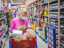 Stipte opvolging verplichting mondmaskers in supermarkten