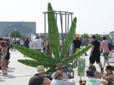 Grand défilé à Berlin pour la légalisation du cannabis