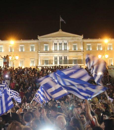 61 procent Grieken stemt 'nee': dinsdag eurotop