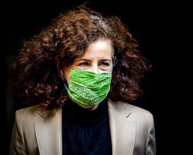 Ingrid van Engelshoven, minister van Onderwijs, Cultuur en Wetenschappen. Beeld ANP