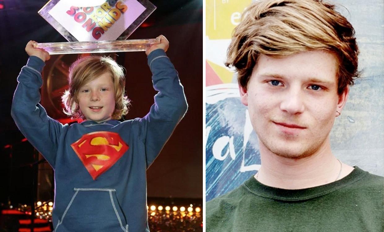 Thor, Eurosong voor kids Beeld Humo
