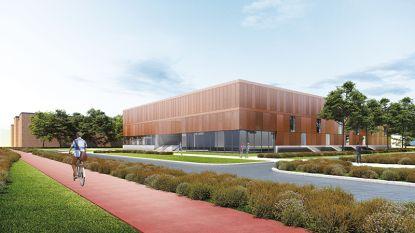 Infomoment over nieuw bedrijfsgebouw op Campus Coppens