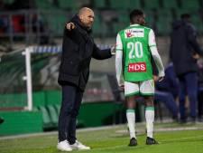Kinds heeft hoogste trainersdiploma, maar blijft assistent bij FC Dordrecht: 'Ik heb het een plekje gegeven'