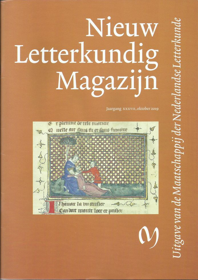cover Nieuw Letterkundig Magazijn