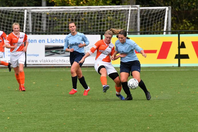 Dit seizoen speelden Orion en FC Kunde ook al tegen elkaar.