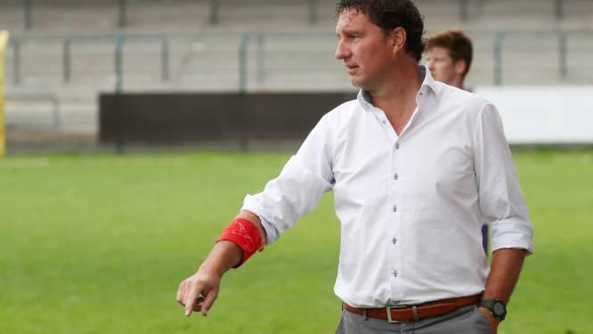 """Bruno Derveaux blijft niet bij de pakken zitten na vertrek sterkhouders: """"Als antwoord kiest Harelbeke resoluut voor de jeugd"""""""