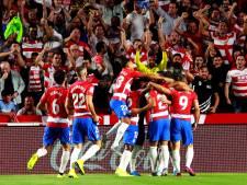 Promovendus Granada dient De Jong en Barça tweede nederlaag toe