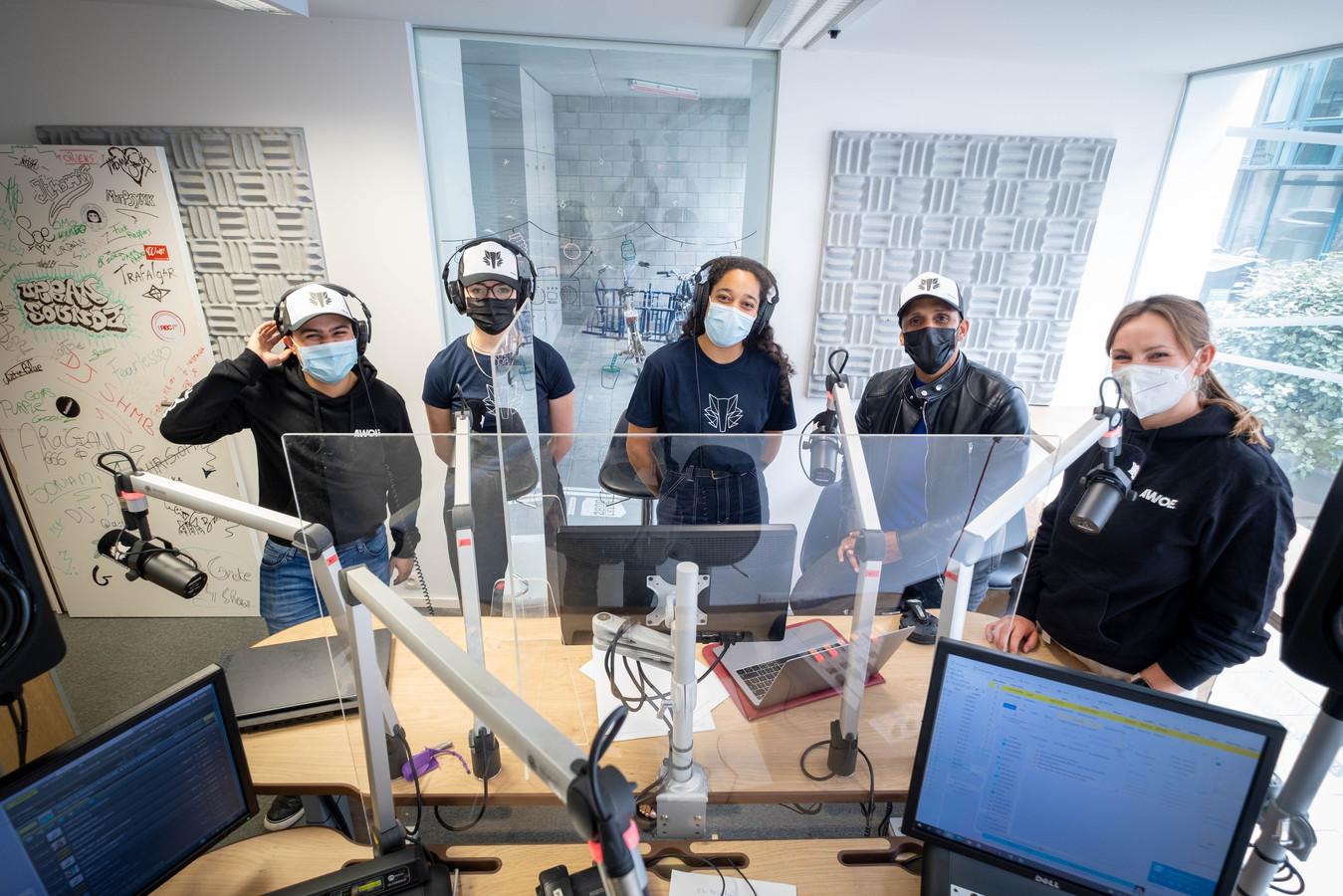 MECHELEN Project Wolf heropent vernieuwde radiostudio