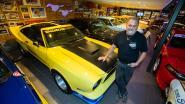 """Adelbert Engler (56) drijvende kracht achter wereldrecord met meer dan 1.000 Mustangs: """"Die auto's zijn de rode draad in mijn leven"""""""