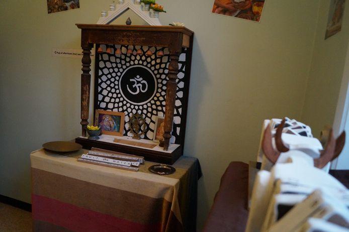 de kamer van het hindoeisme