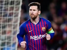 Messi onder de indruk van Ajax en Ronaldo