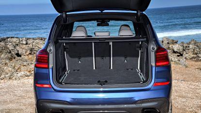 Koffer meeste SUV's groter dan van breaks