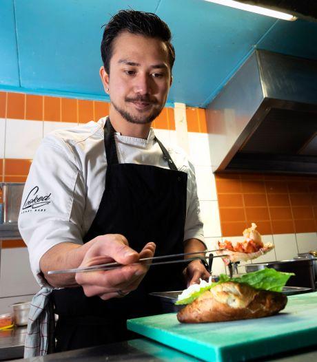 Op het menu van KreeftThings staat kreeft met mac and cheese: 'Ik wil mijn zaak honderd procent succesvol maken'