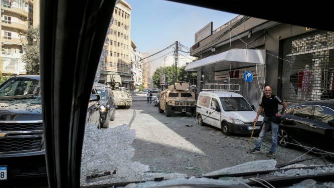 Manifestatie in Beiroet draait gewelddadig uit: minstens zes doden en dertigtal gewonden
