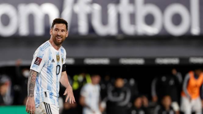 Détonateur et buteur, Lionel Messi fait exploser l'Uruguay