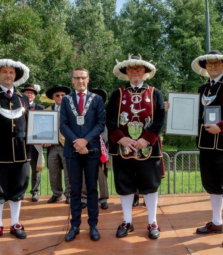 Koninklijke erepenning voor Sint-Servatiusgilde