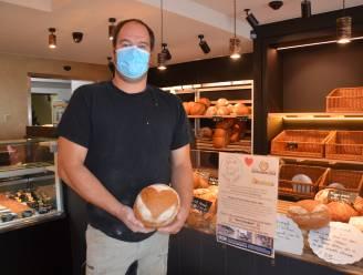 Bakkerij Van Der Bracht bakt speciaal broodje om collega's die slachtoffer werden van noodweer te steunen