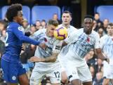 Chelsea laat twee punten liggen tegen Everton