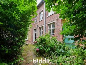 Openbare verkoop van voormalige pastorie verloopt via Biddit