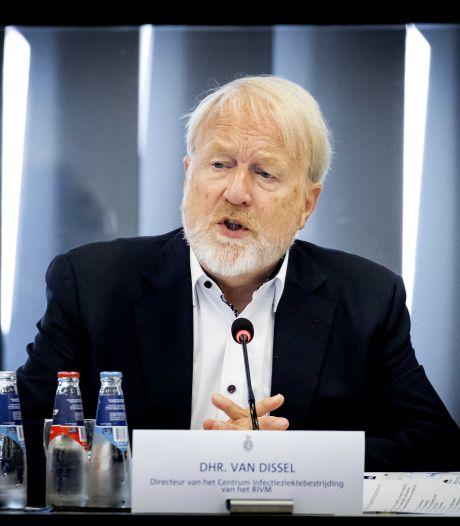 Van Dissel: Virus dijt fors uit in steeds meer regio's