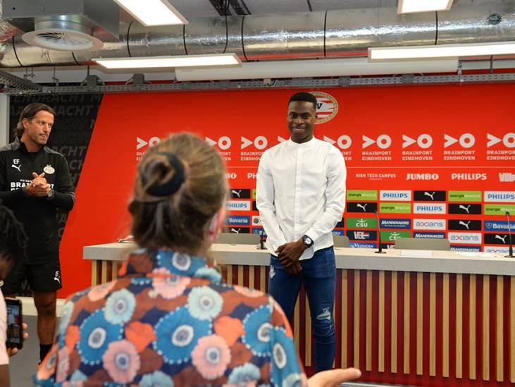 Willem II ziet talentvolle Van de Blaak (15) tot medio 2023 bij PSV tekenen