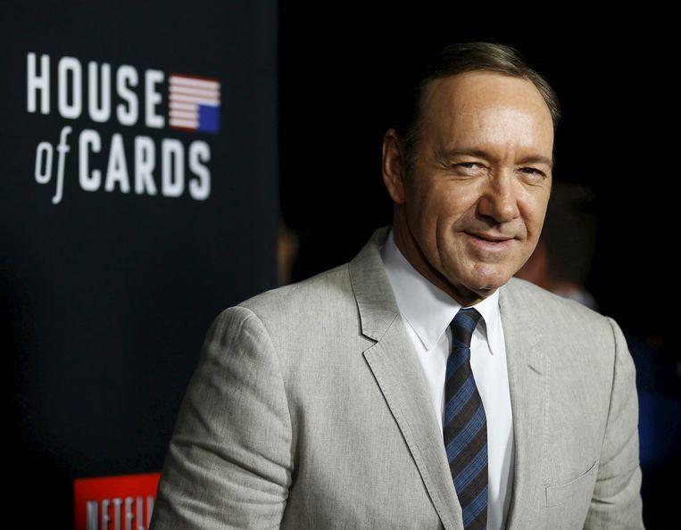 House of Cards was de eerste originele serie van Netflix en betekende de grote doorbraak van de Amerikaanse streamingdienst. Beeld reuters