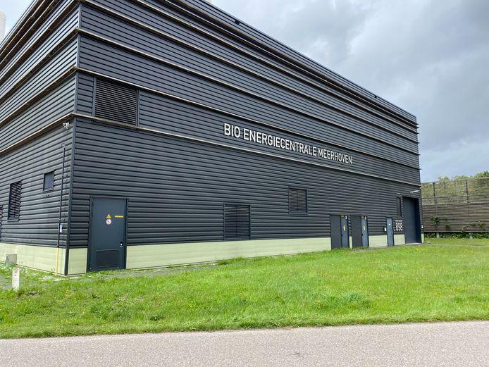 Biomassacentrale Meerhoven van de gemeente Eindhoven