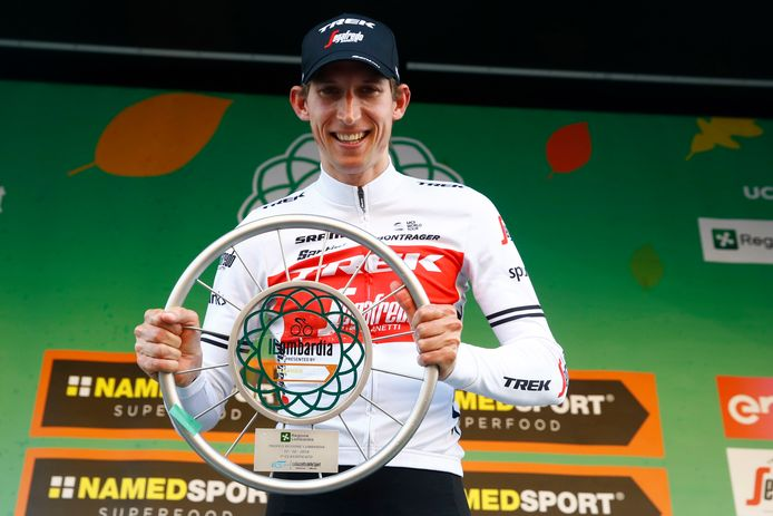 Baukema Mollema won de Ronde van Lombardije in 2019.