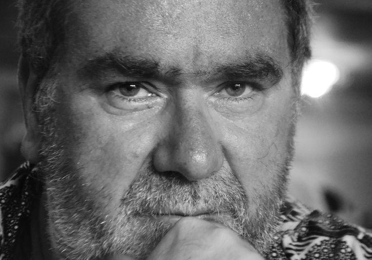 Kris Berwouts, auteur van 'Congo's gewelddadige vrede'  Beeld BELGA_HANDOUT