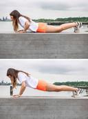 Oefening push-up