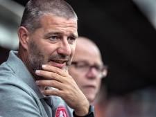 Jan Zoutman nieuwe trainer FC Dordrecht