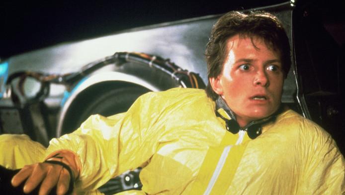"""Michael J. Fox, pour l'éternité associé à la trilogie """"Retour vers le futur"""""""