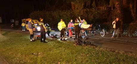 Fietser gewond bij val in Soesterberg