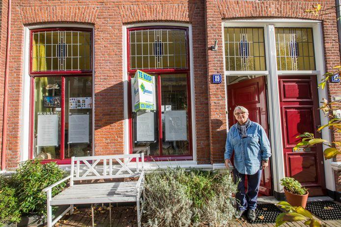 Ingrid verkoopt haar beneden- én bovenwoning aan de 2e De Riemerstraat