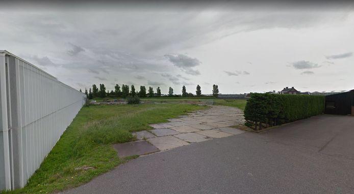 Braakliggend terrein aan de Oostduinlaan in 's-Gravenzande.