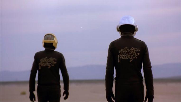 Een still uit hun afscheidsvideo. Beeld YouTube
