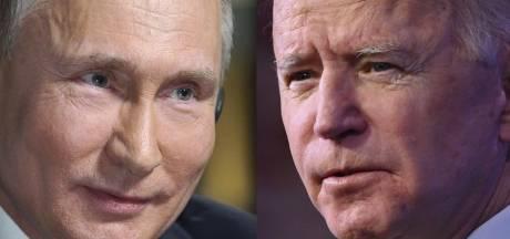 """Biden promet d'être """"très clair"""" avec Poutine"""