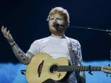Ed Sheeran geeft gratis concert voor 700 fans