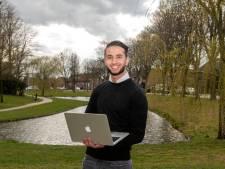 Hicham uit Harderwijk helpt influencers aan inkomen