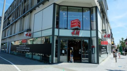 H&M sluit winkel in Leuvensestraat: laatste keer shoppen op 25 juli